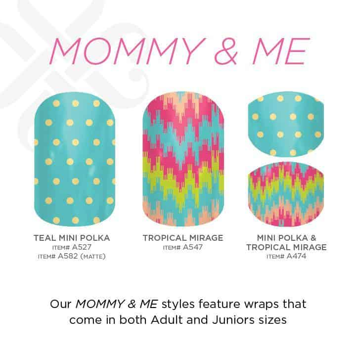 Jamberry Mommy & Me