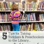 5 Tips for the library