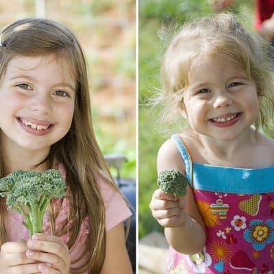 Bubbles and Broccoli