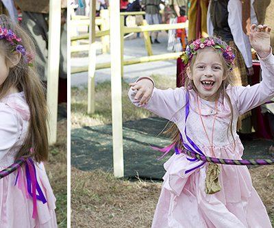 Halloween at the Renaissance Festival