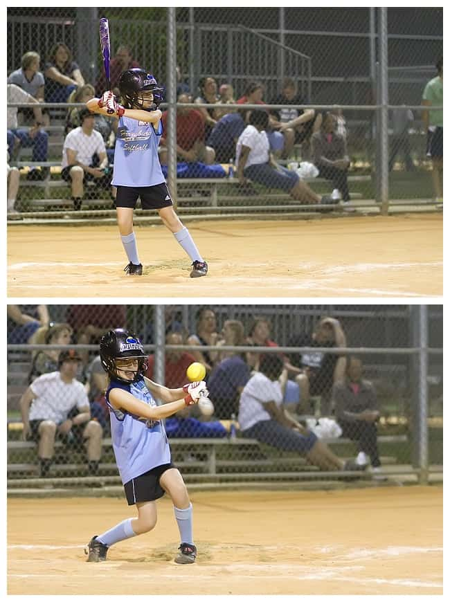 Miriam At Bat