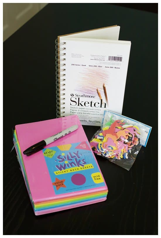 Personalized Journal Supplies