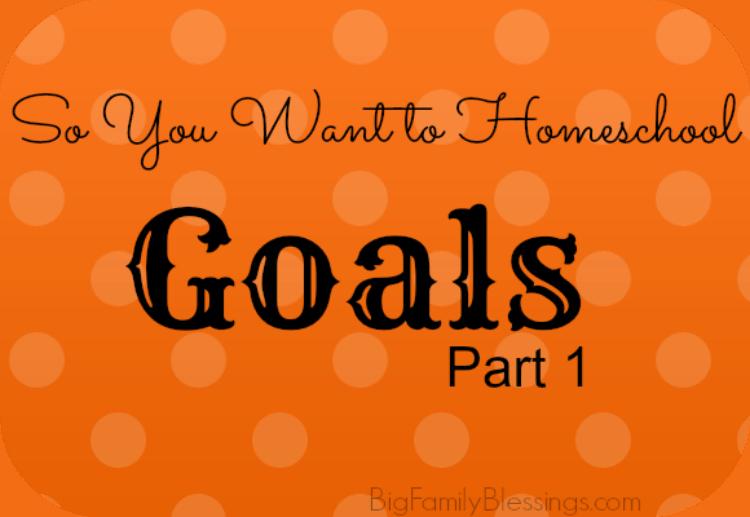 Goals part 1