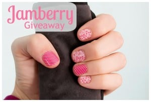 Beautiful, Lasting Nails with Jamberry! {Giveaway}