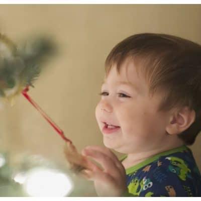Easing into Christmas