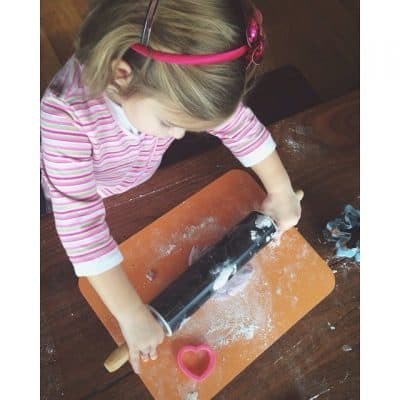 Making Snowflakes Indoors This January
