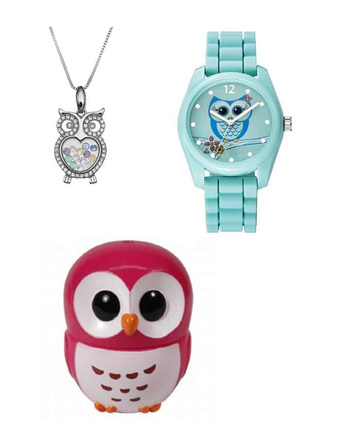 Owl loving gift ideas