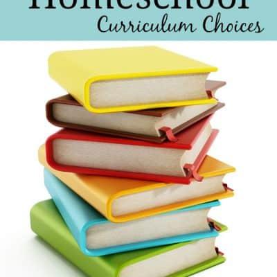 7th Grade Homeschool Curriculum Choices