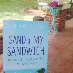 Sand in My Sandwich Book Review {and Giveaway}