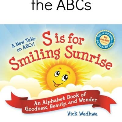 S is for Smiling Sunrise by WordsBright {Review}