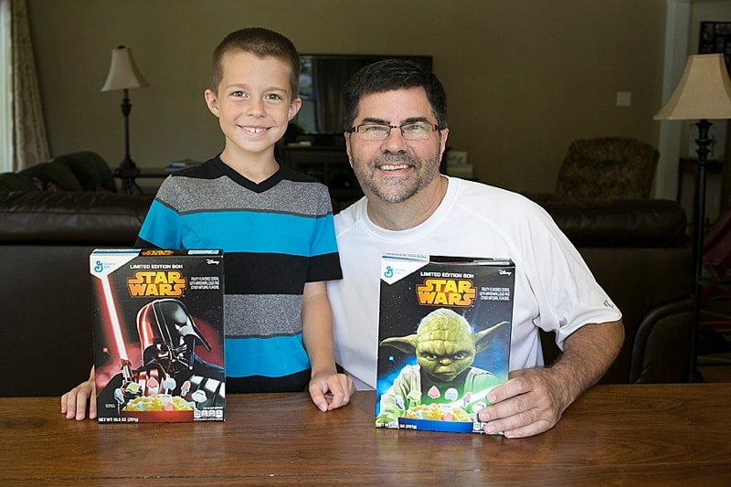 Carrying on the Star Wars Tradition with Limited Edition Cereal
