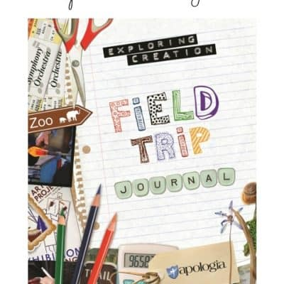 Exploring Creation Field Trip Journal by Apologia {Review}