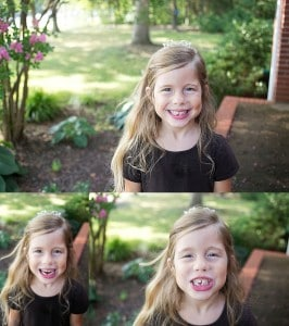 Growing up {Almost Wordless Wednesday}