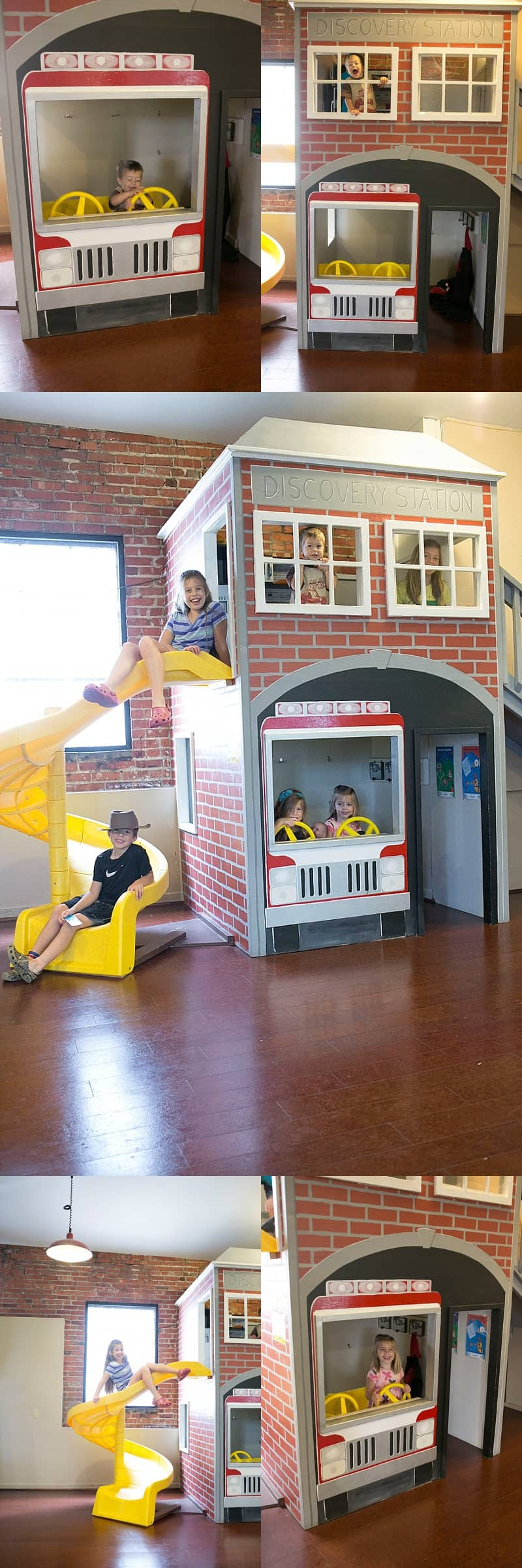 Charlottesville Discovery Children's Museum