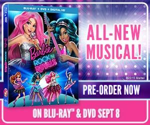 Barbie Rock N Royals