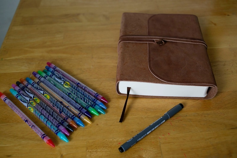 Bible Journaling for the beginner