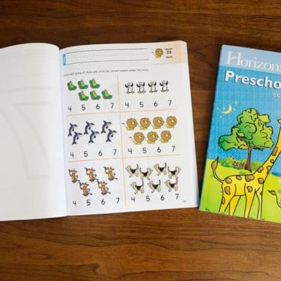 Horizons Preschool Curriculum Set Review