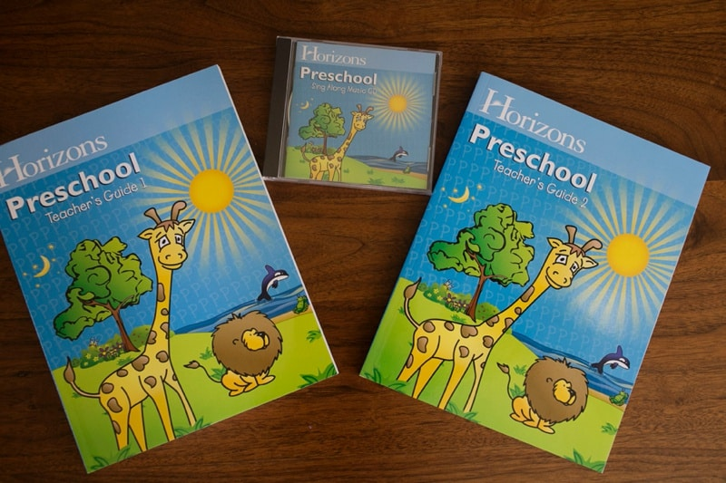 Horizons Preschool Review