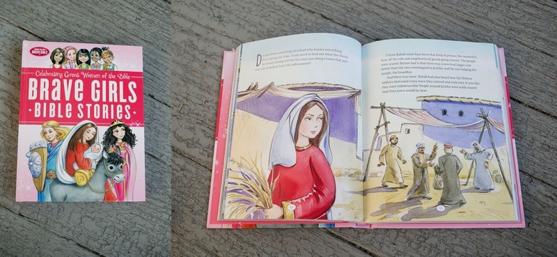 Bible Curriculum for Preschool and Early Elementary Girls