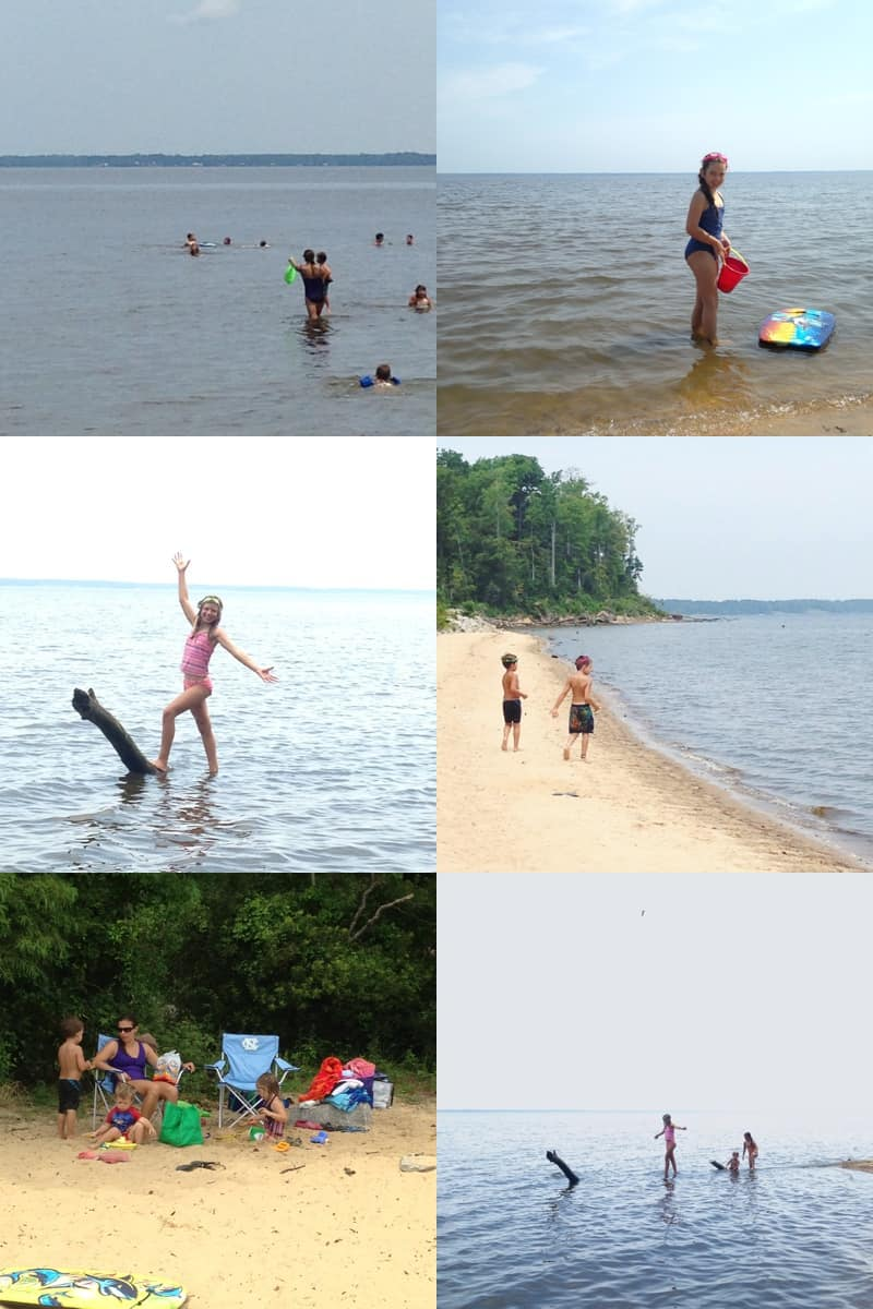 Summer Adventure on the Neuse River