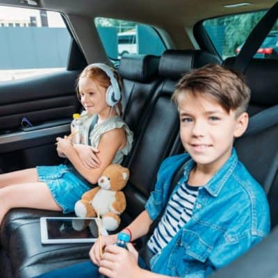 Tips for Entertaining Children on Long Road Trips
