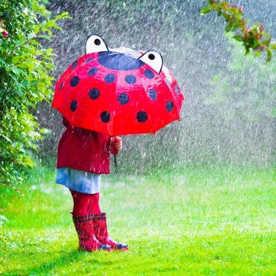 15 Simple Rainy Day Activities for those Stir Crazy Days