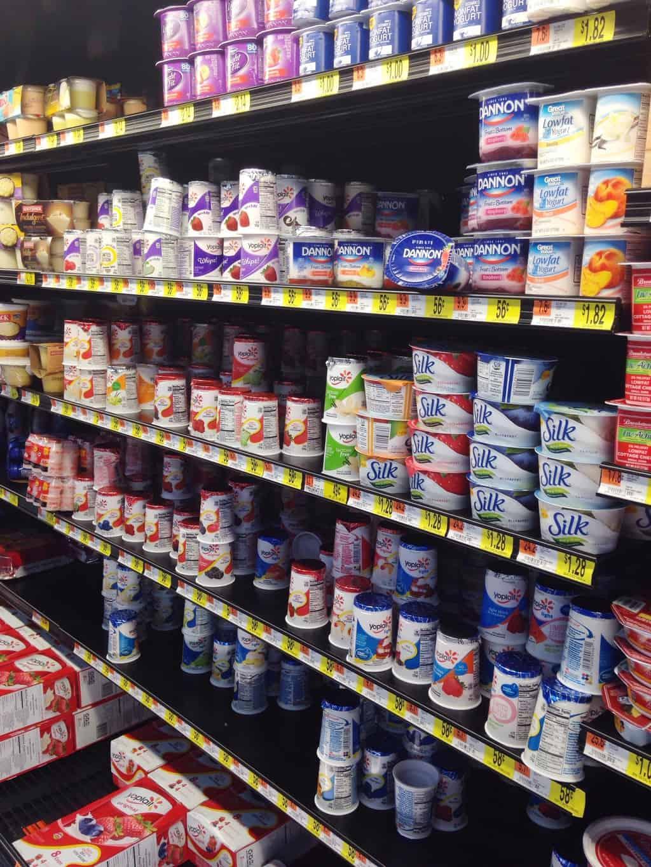 Walmart Silk
