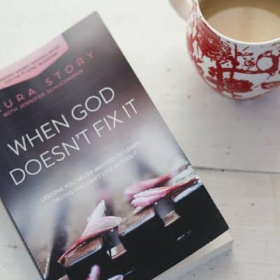 When God Doesn't Fix It {Review & Giveaway}