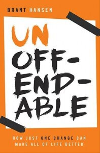 Unoffendable {Review & Giveaway}
