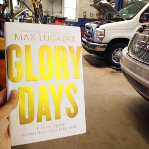 Glory Days: Living Your Promised Land Life Right Now {Review + Giveaway}