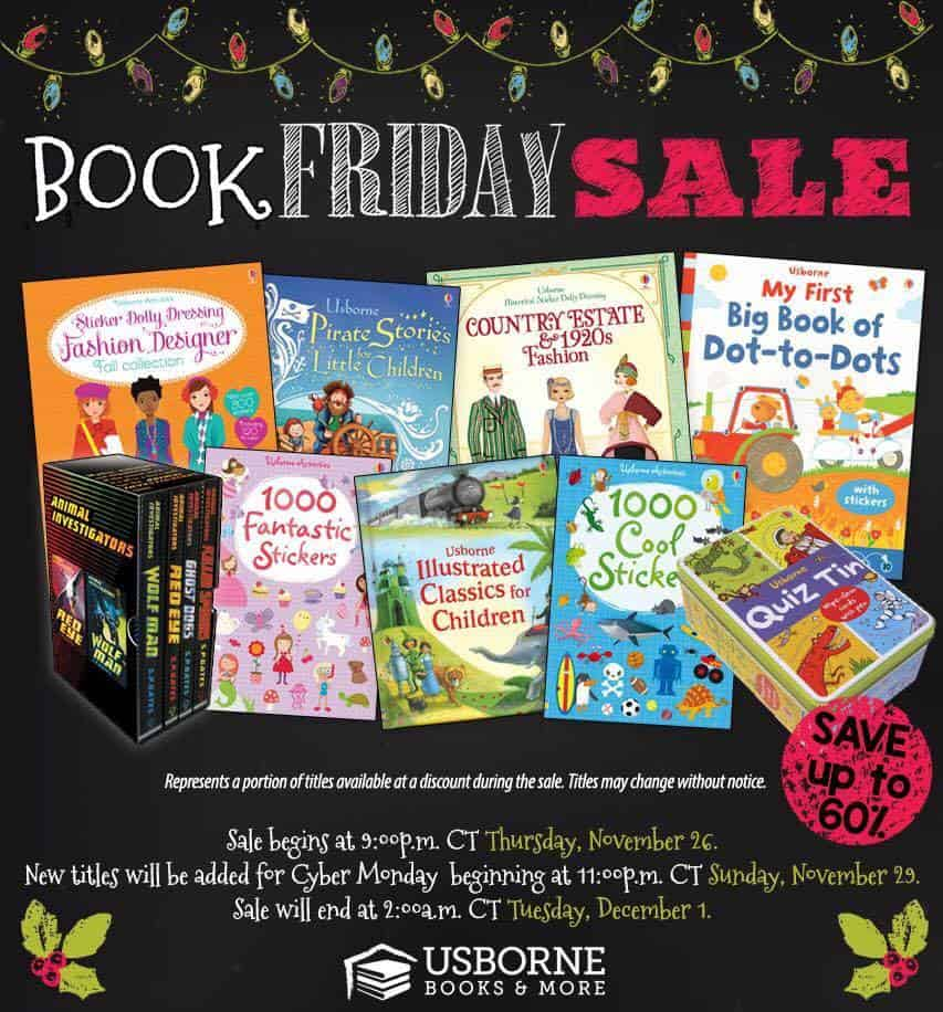 Usborne Black Frieday