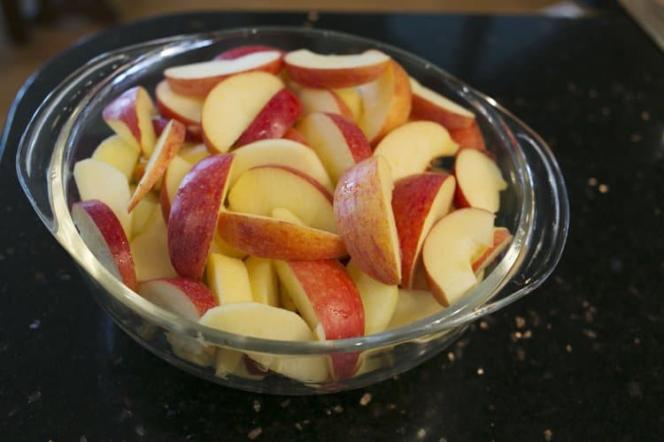 Apple Betty Directions