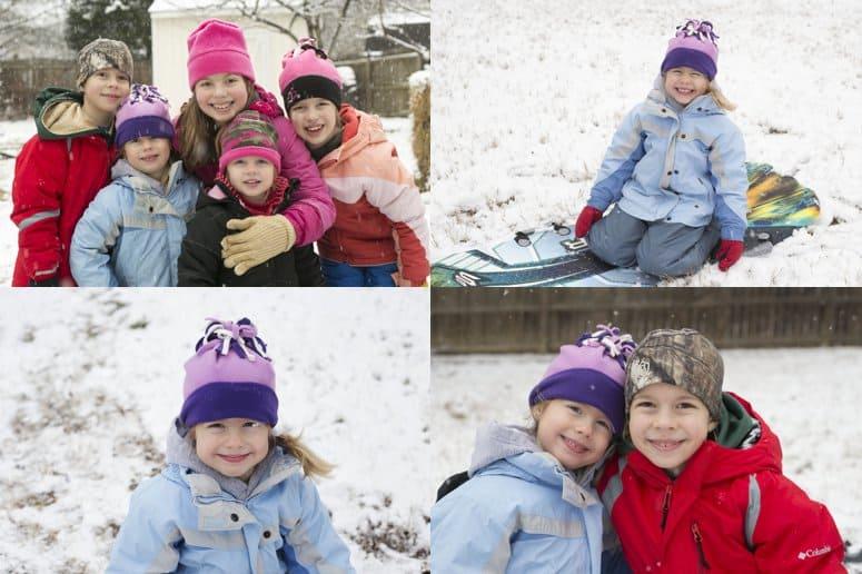 Peyton snowy