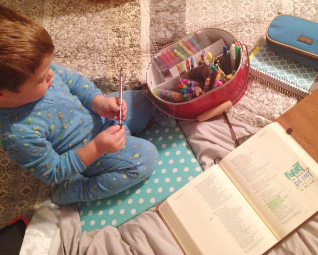 Bible Journaling Helper