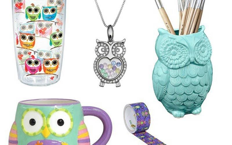 20 Awesome Easter Basket Ideas for Owl Loving Girls