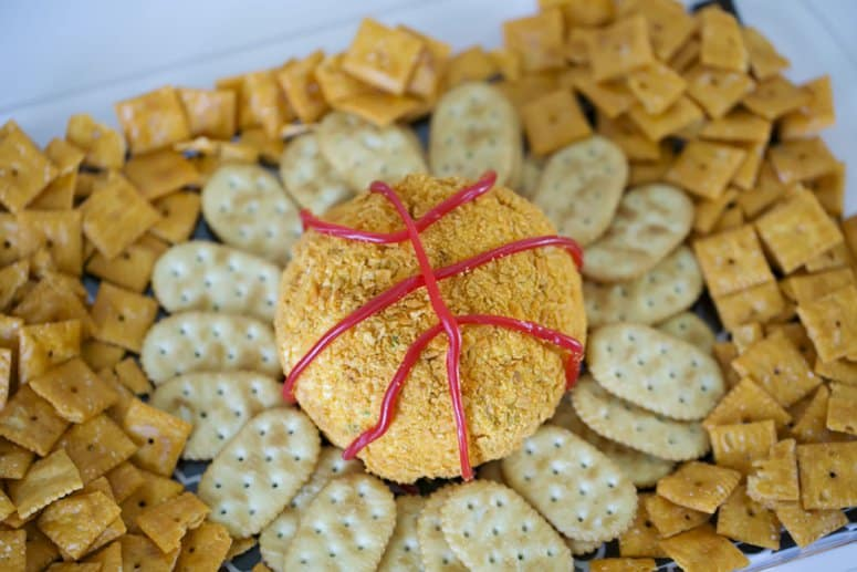 Hot & Spicy Bacon Ranch Cheese Ball