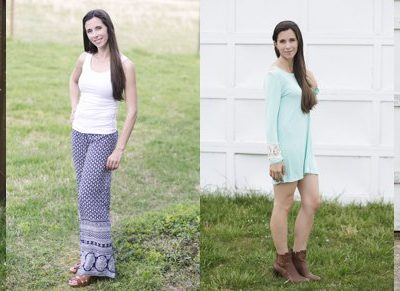 New Spring Outfits from HarperTrends