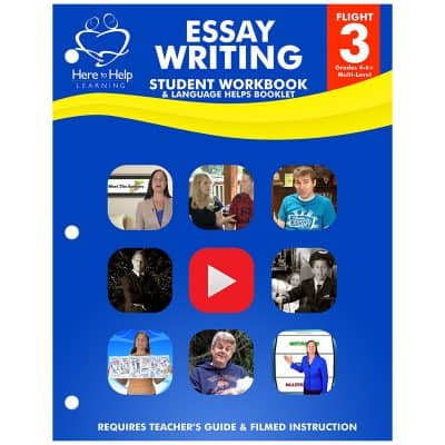 Here To Help Learning Essay Writing Review