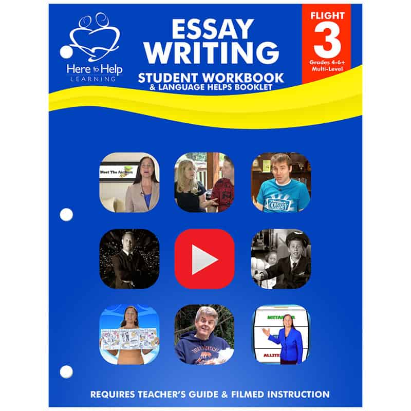 Flight-3-Essay-Writing-Workbook
