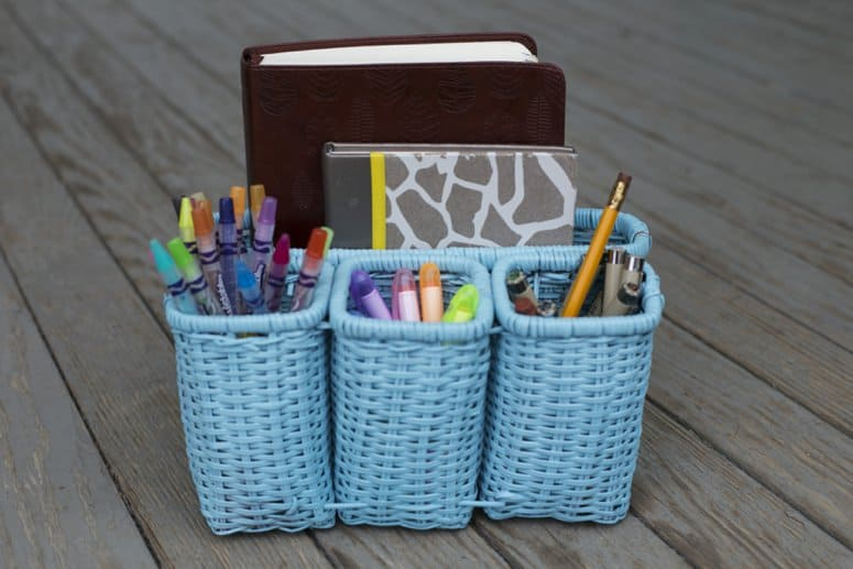 DIY Bible Journal Organizer