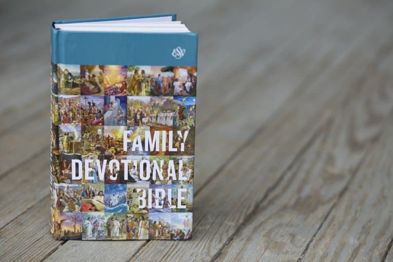 ESV Devotional Bible
