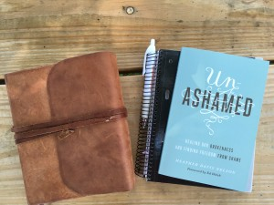 Unashamed: Healing Our Brokenness and Finding Freedom from Shame Book Review & Giveaway