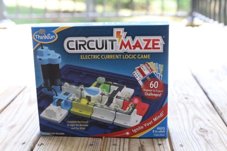 Explore Electrical Engineering with Circuit Maze