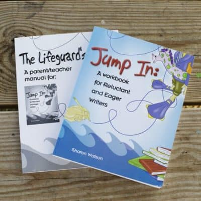 Jump In: A Workbook for Reluctant and Eager Writers Review
