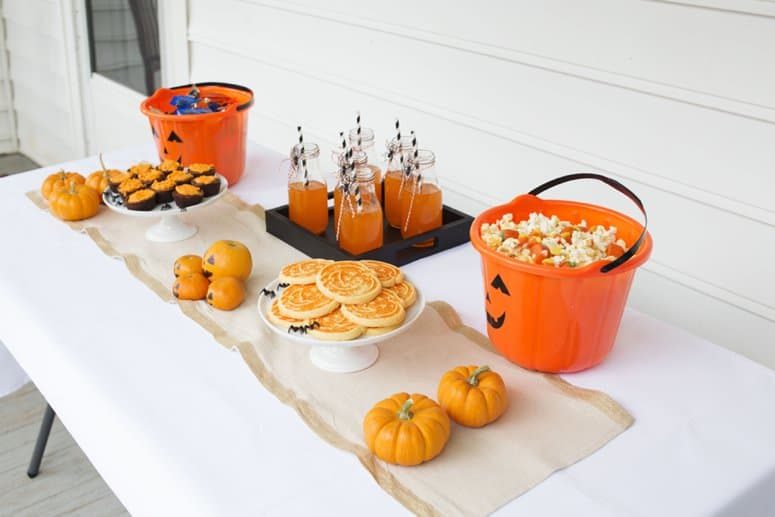Easy Party Prep for Last Minute Halloween Gatherings