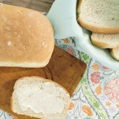 Best Ever Dairy-Free Homemade Bread Recipe