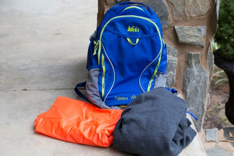 How to Pack a Child's Backpack for a Family Day Hike