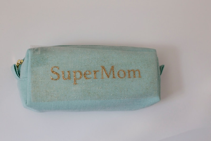 DIY SuperMom Medicine Pouch for Mom's Purse