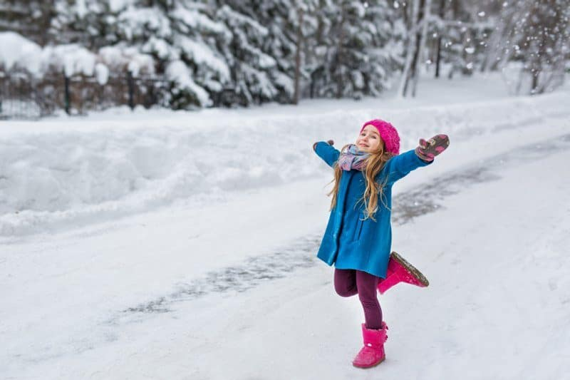 Practical Ways to Keep Your Sanity on Snow Days