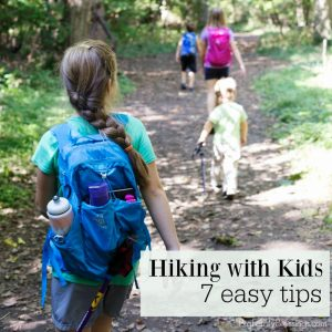 How to Start Hiking with Kids